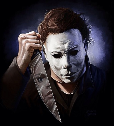 Playing As MICHAEL MYERS in GTA 5! (Halloween 2019)