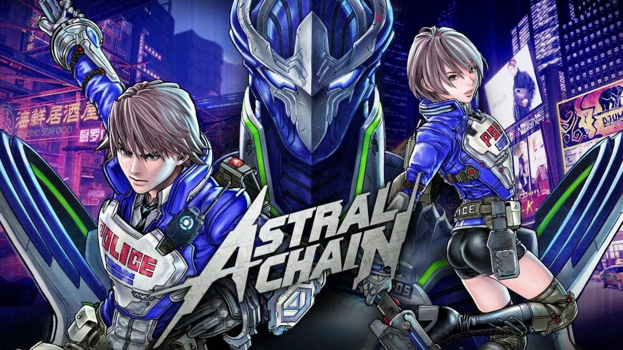 ASTRAL CHAIN – Taura's Combat Tips (Nintendo Switch)