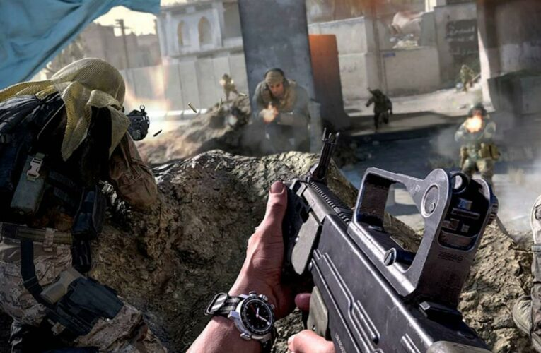 CALL OF DUTY MODERN WARFARE Walkthrough Gameplay Part 1 – INTRO – Campaign Mission 1 (COD MW)