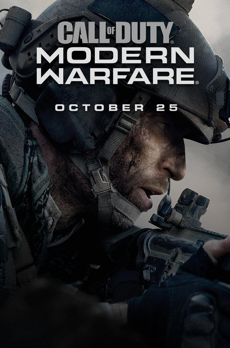 Official Call of Duty: Modern Warfare – PC Trailer With RTX On