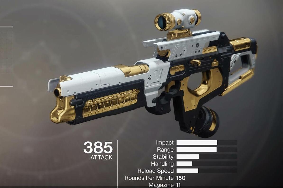 Best Scout Rifles in Destiny 2 (for each Archetype)   Destiny 2 Shadowkeep
