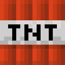 Minecraft, but TNT drops every 1 minute