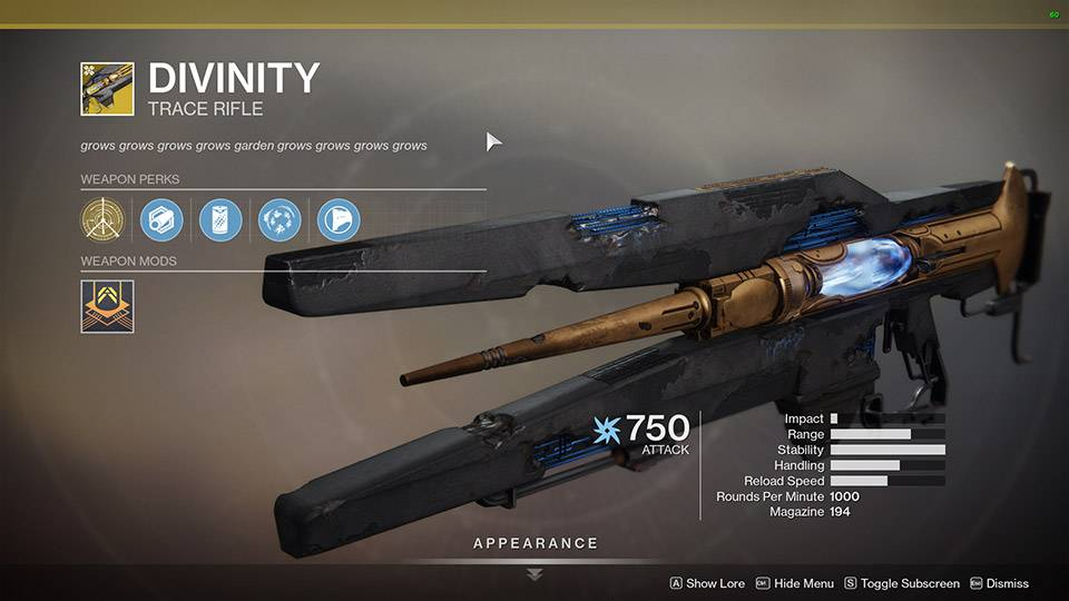 Destiny 2 Shadowkeep: How to Get Divinity – Raid Exotic Trace Rifle