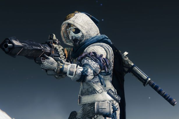 Destiny 2 Shadowkeep: How to Get Xenophage – Exotic Machine Gun