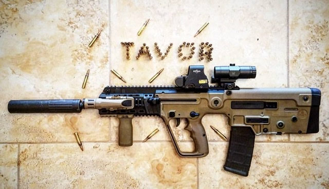 Modern Warfare Tavor Campers must go