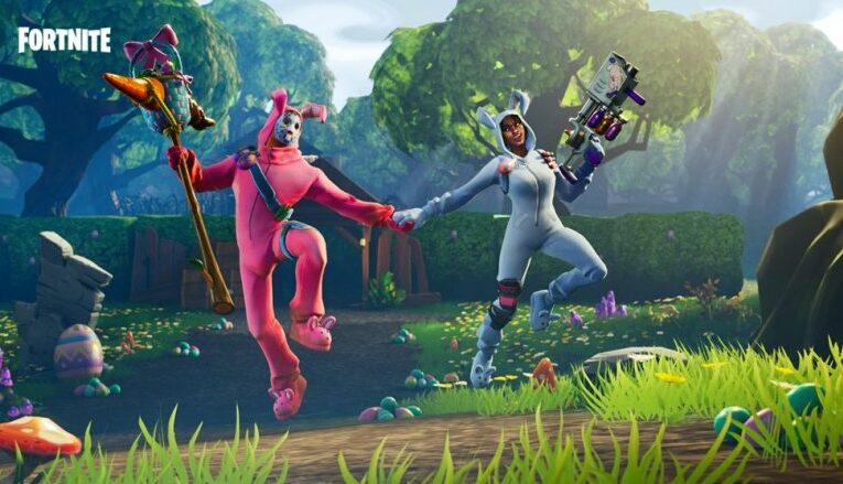 The SHRINKING CHARACTER Glitch In Fortnite…