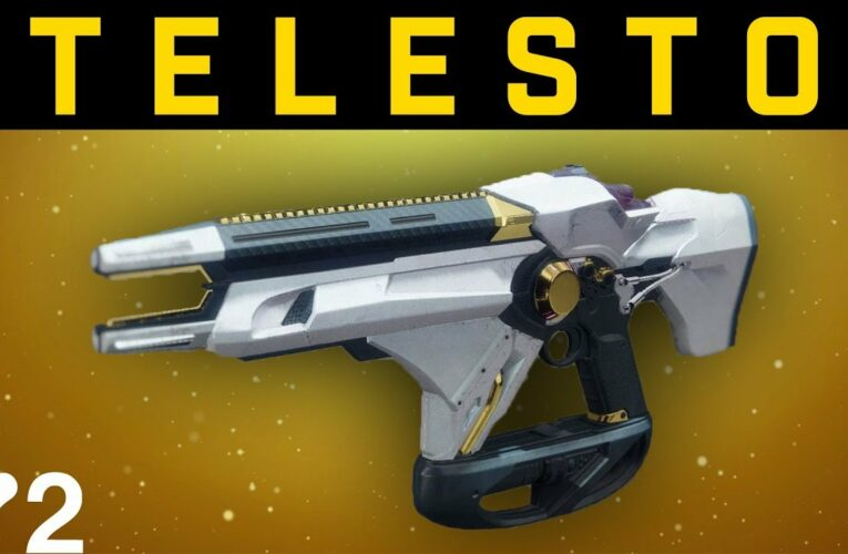 Destiny 2's Most Broken Exotic Weapon? | NEW Glitches, Infinite Ammo & More (Telesto Breaks Things)