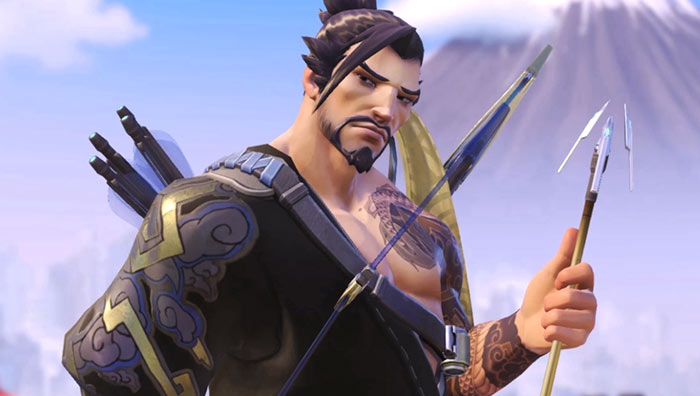 Overwatch: NEW Meta Team Composition – Hanzo Mei Baptiste Combo