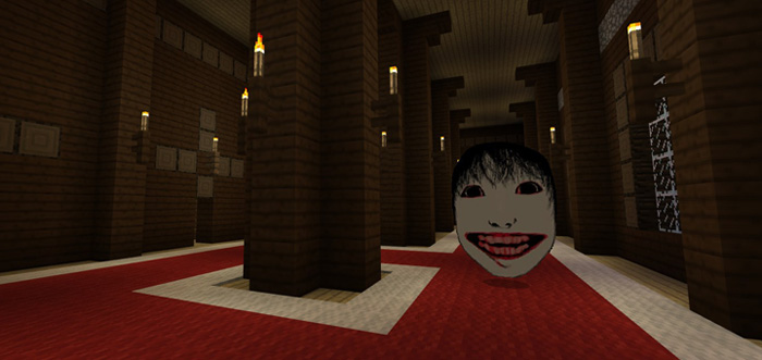 Someone Made a MINECRAFT Horror Game!