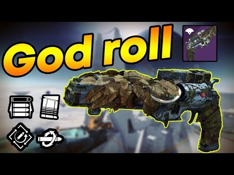 Optative GOD ROLL Hand Cannon Vex Offensive Destiny 2 Shadowkeep