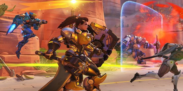 Overwatch: Double Shield META is DEAD! – 250 HP McCree Patch Review