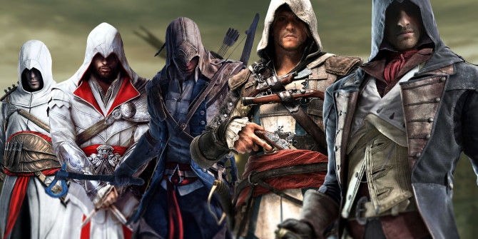 History of Assassin's Creed (2007 – 2018)