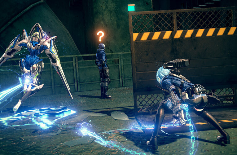 Astral Chain: Unlock hidden clothing and costumes