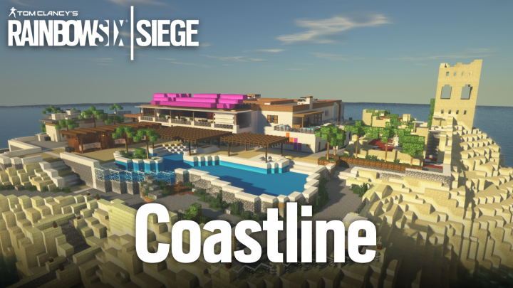 Coastline Map Knowledge – Siege School (Rainbow Six Siege)