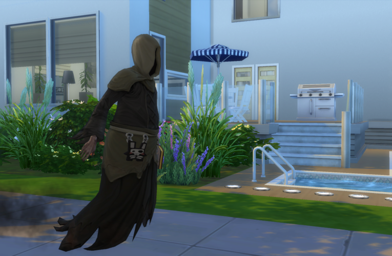 PREGNANT WITH GRIM REAPERS BABY | Sims 4 Story