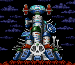 Mega Man 7 – Wily's Fortress : Stage 1
