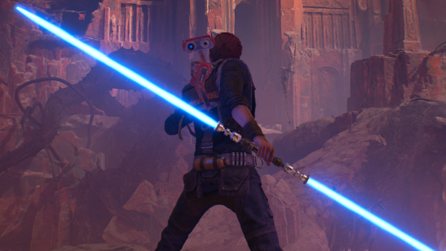 STAR WARS Jedi Fallen Order – How to Get the Double Bladed Lightsaber Location Guide