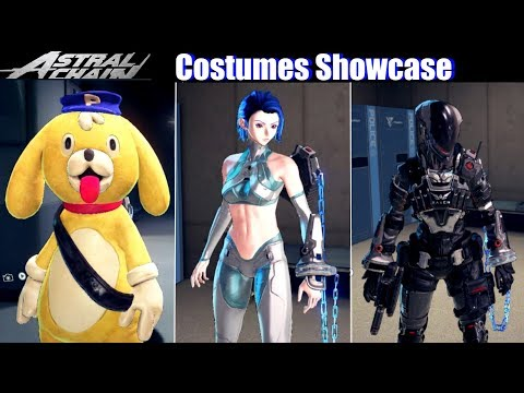 Astral Chain – All Toilet Locations (How to Get ARI Medical Outfit)