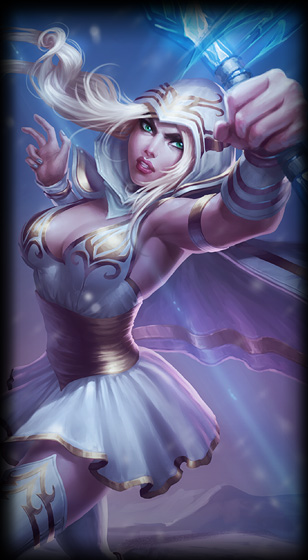 Ashe League Of Legends Guide