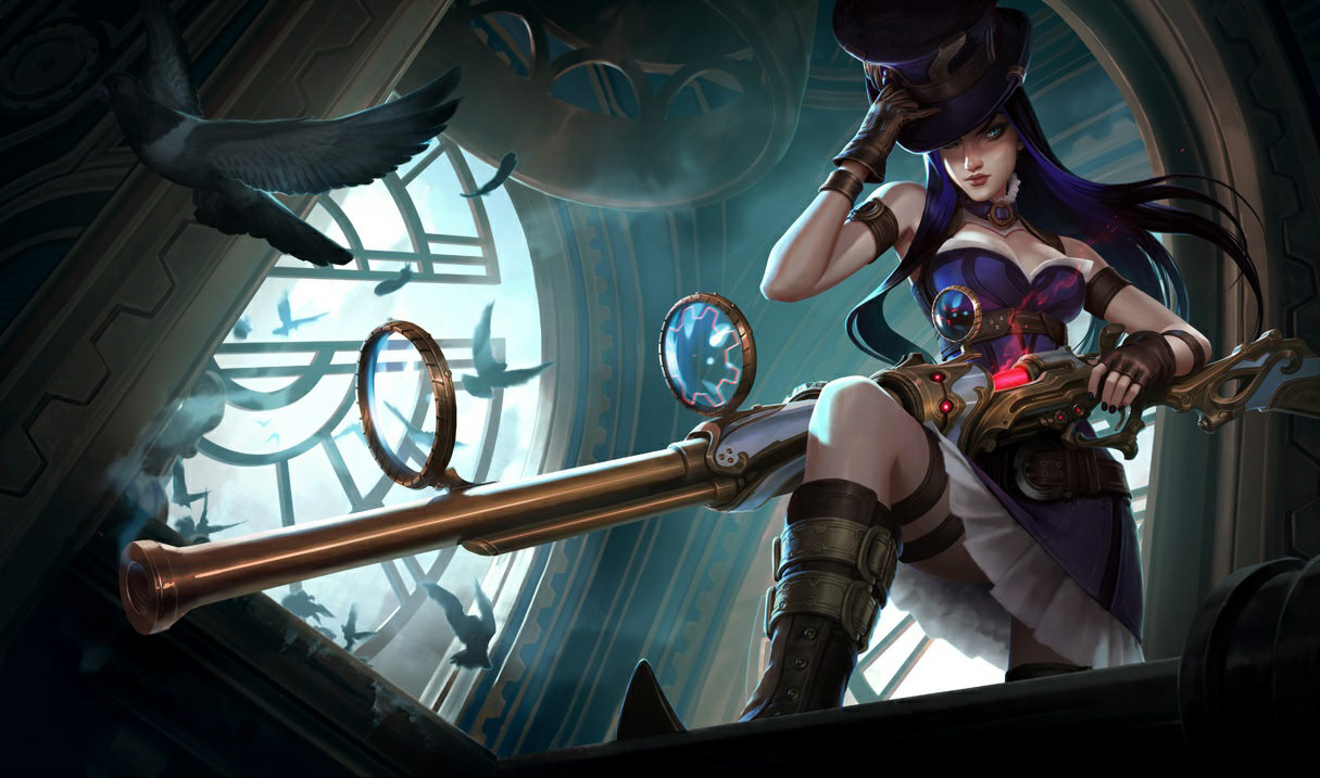Caitlyn League of Legends Guide