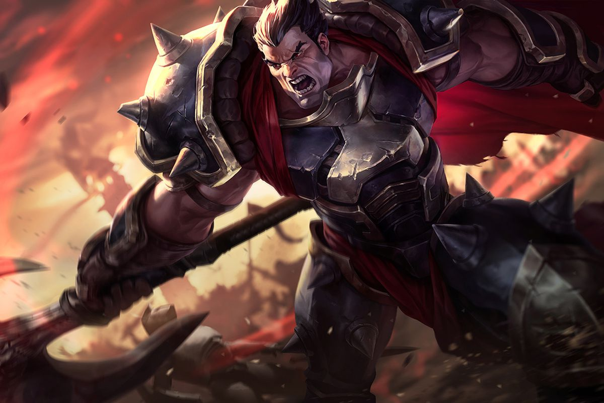 Darius_League of Legends Guide