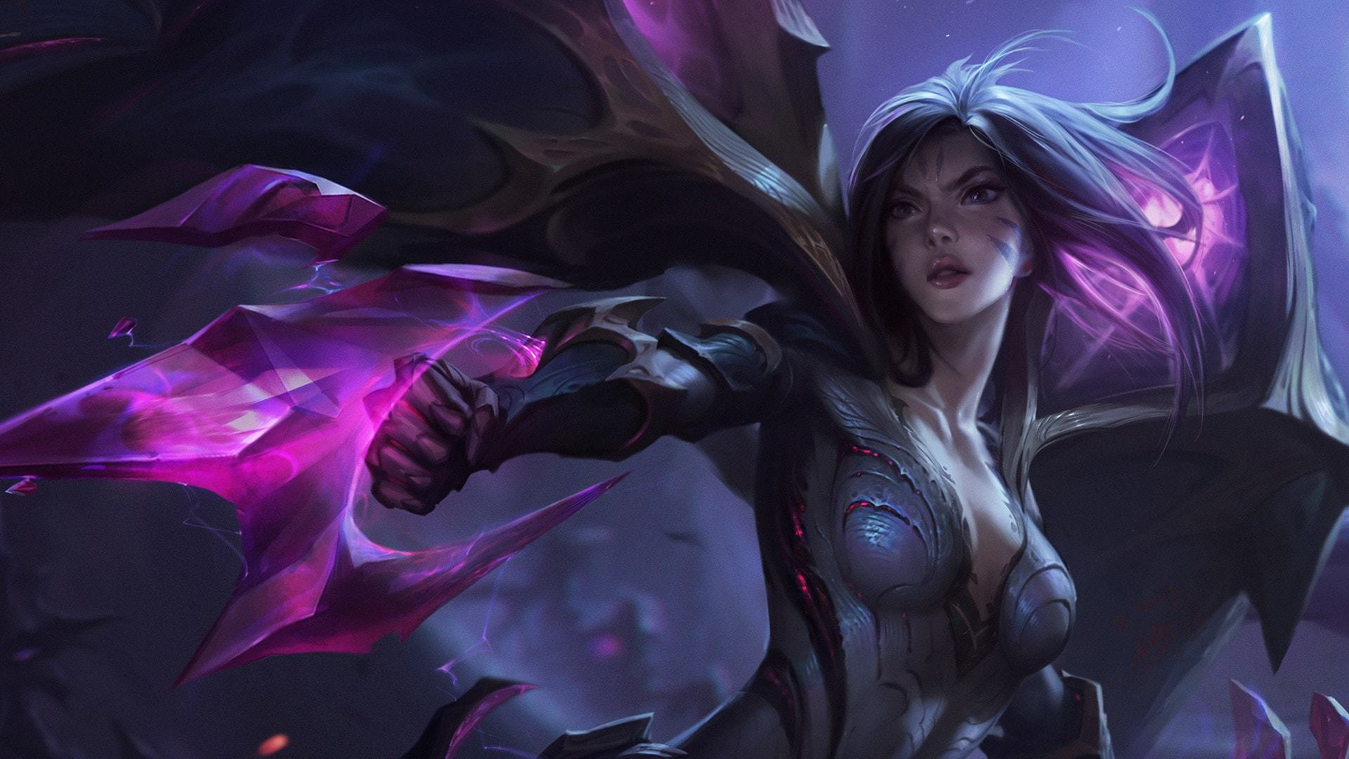 LOL League of Legends Kaisa Guide after9gaming