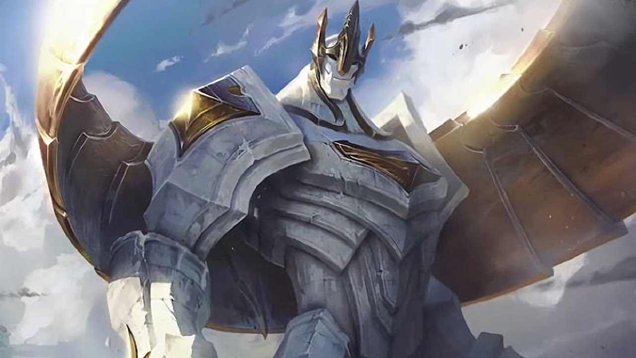 League of Legends Galio Strategy and Build Guide