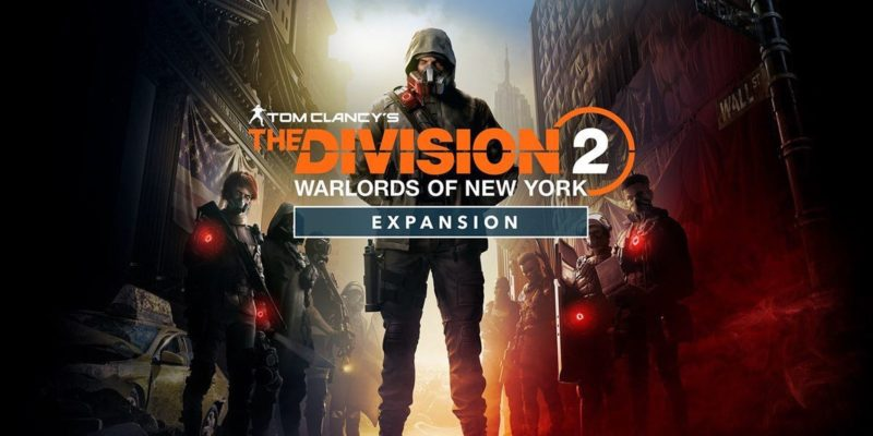 The-Division-2-Warlords-of-New-York game play