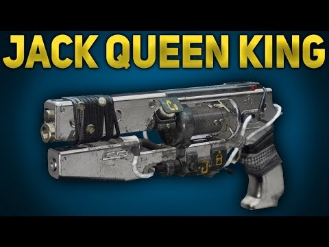 FARM THIS NOW! the Jack Queen King GOD ROLL | Destiny 2