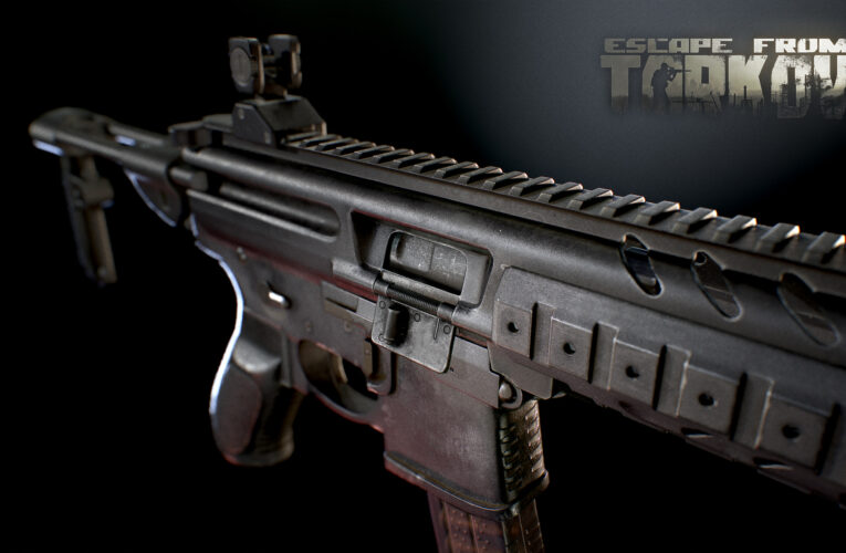Insane MPX Build – Escape From Tarkov