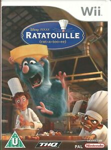 Ratatouille Game Wii Walk through