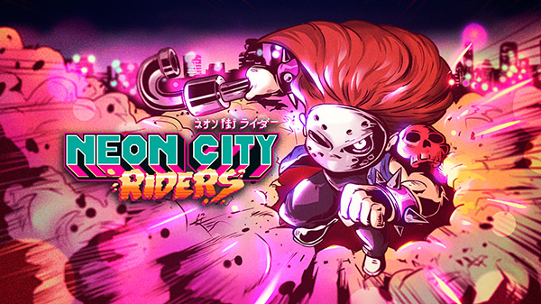 neon city riders game release