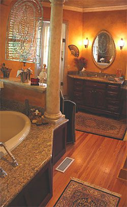 View Bathroom Photo Gallery