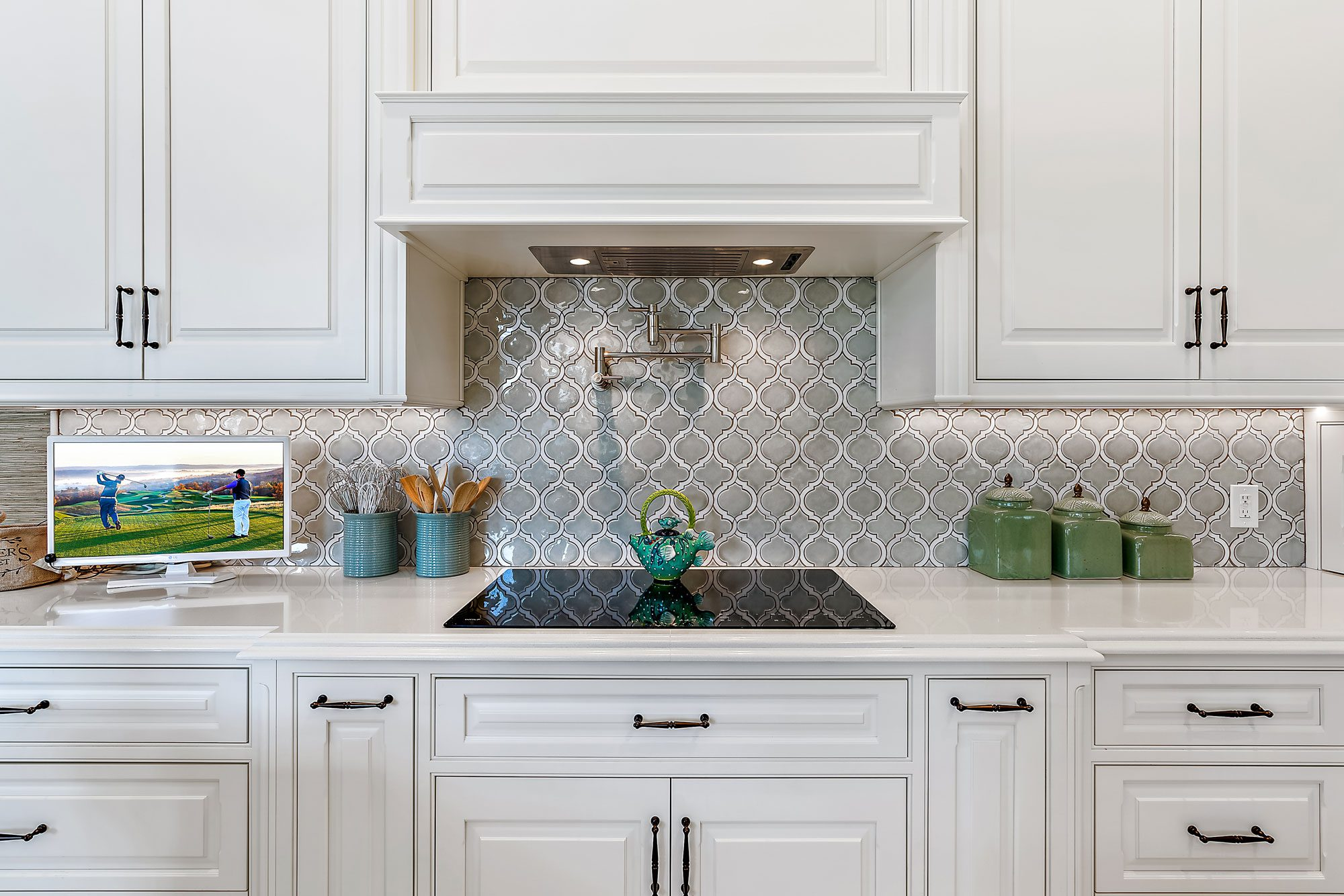 Countertops and Custom Cabinetry