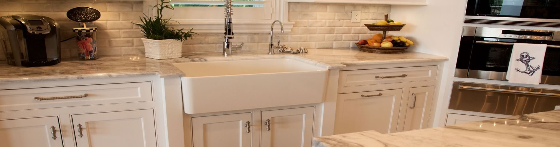 Kitchen Cupboards and counter tops