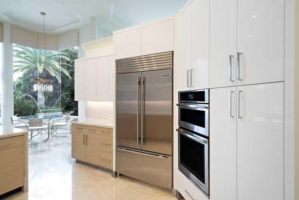 contemporary kitchen design Stuart florida