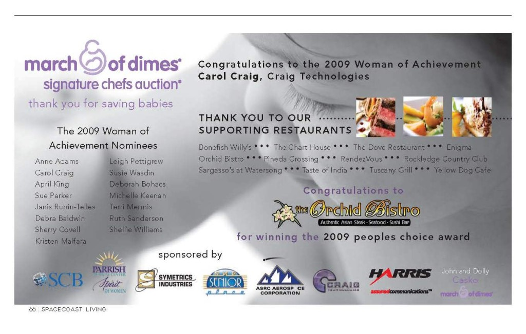 SCL Magazine-Dec09-March of Dimes Nominee