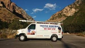 Trusted Handyman  Service Truck