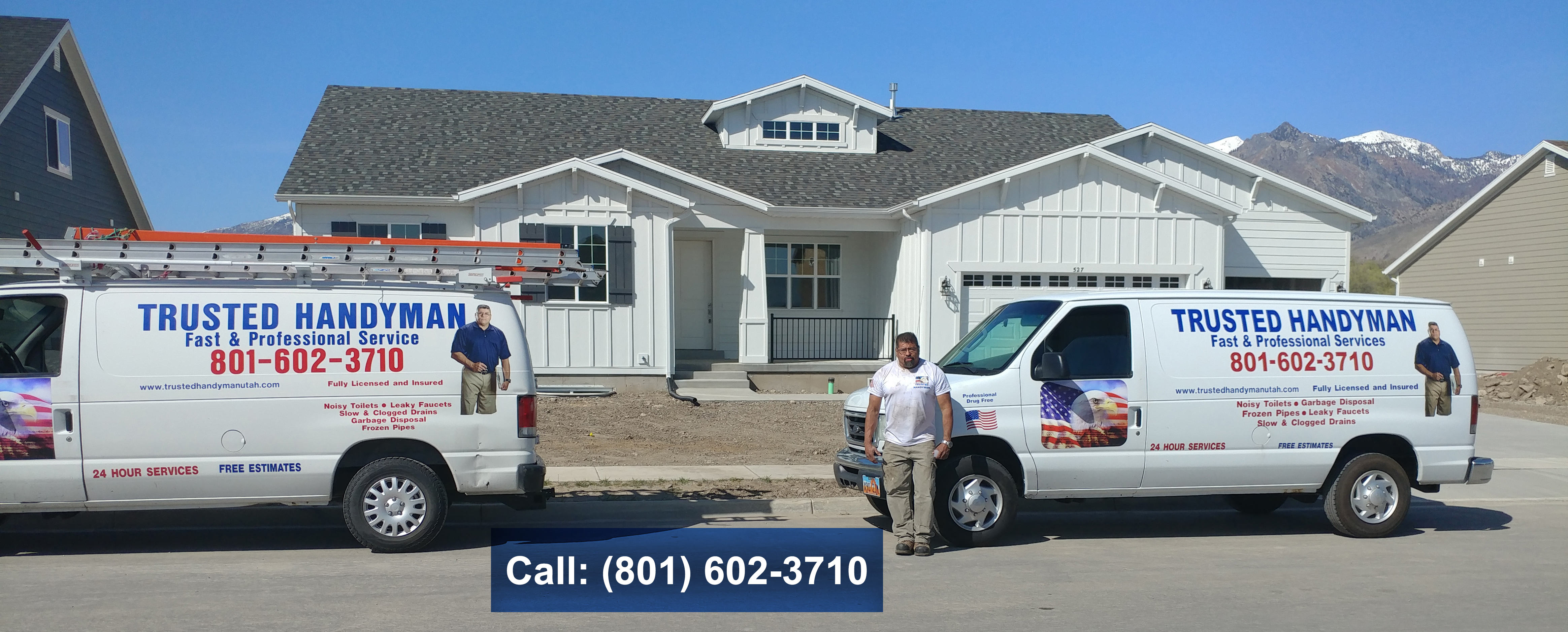 Trusted Handyman - Fast & Professional Services