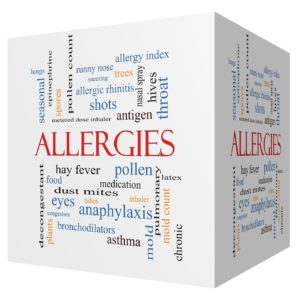 Allergies Box