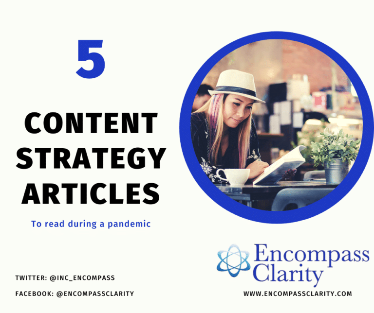 5 Content Strategy Articles