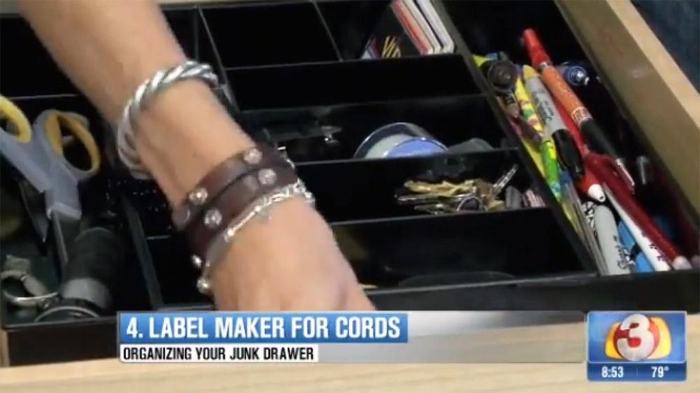 Label Maker for Cords