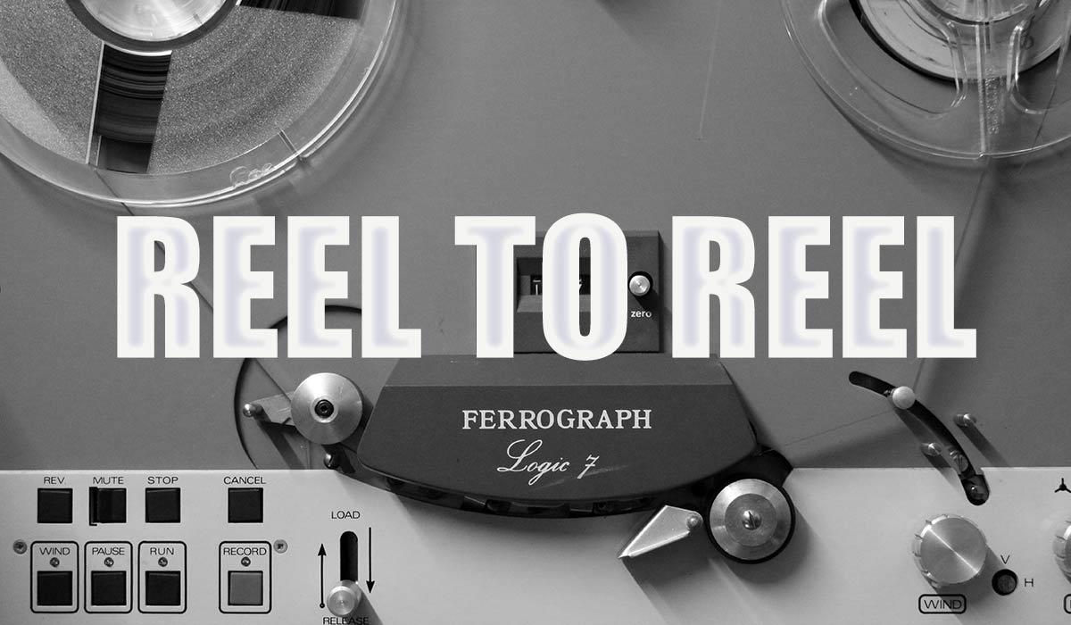 reel to reel transfer CD
