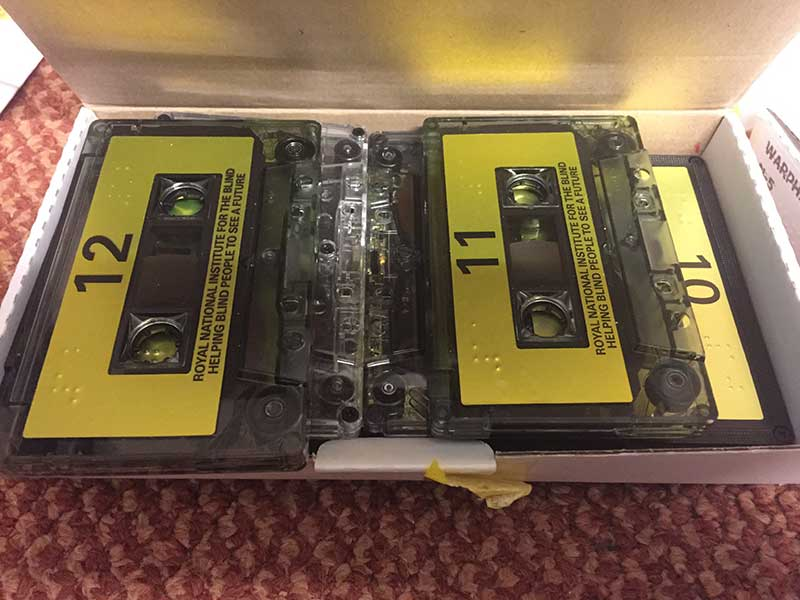 audio tape to cd