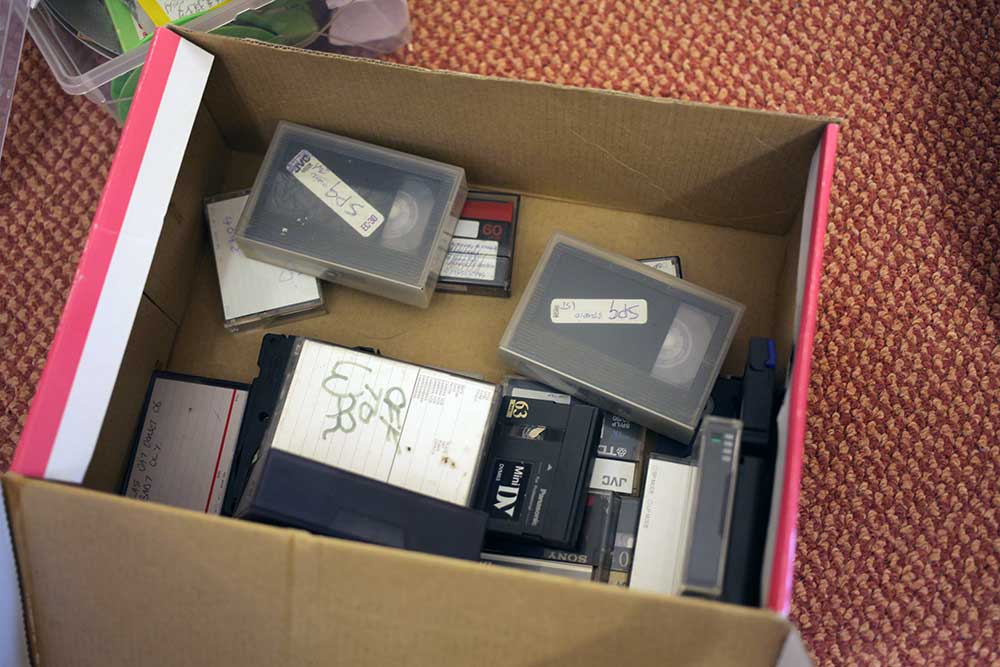 digital video tape conversion