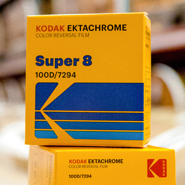 Kodak super 8 Ektachrome