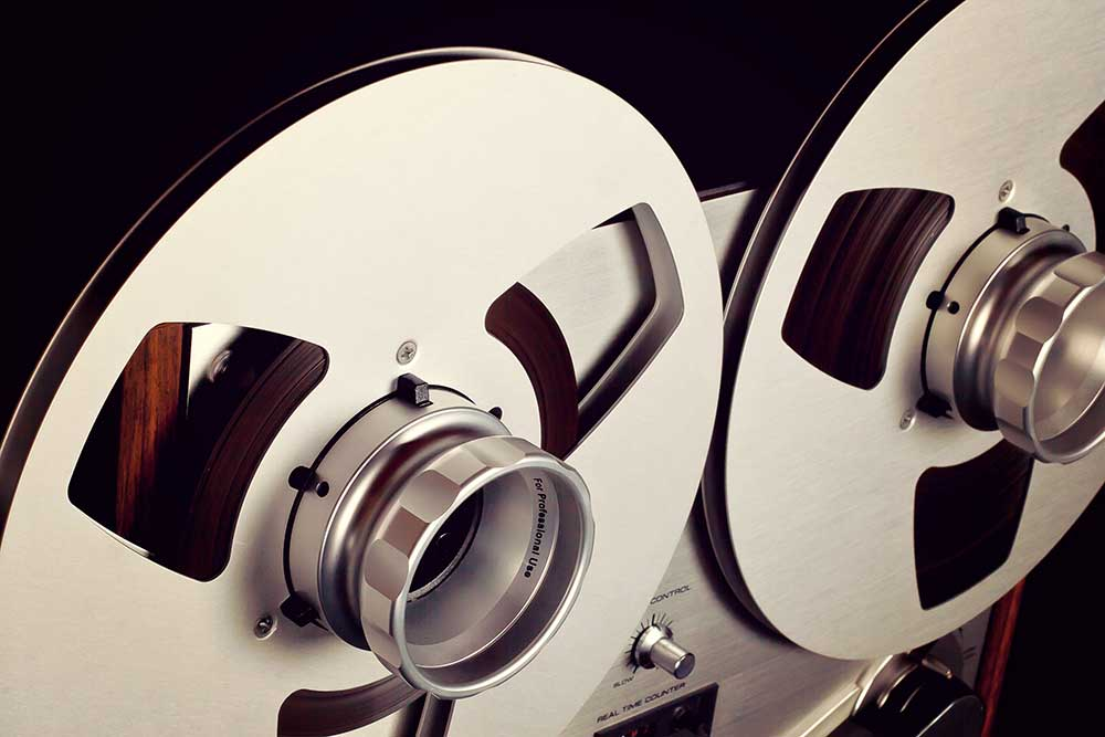 reel to reel tape transfer digital