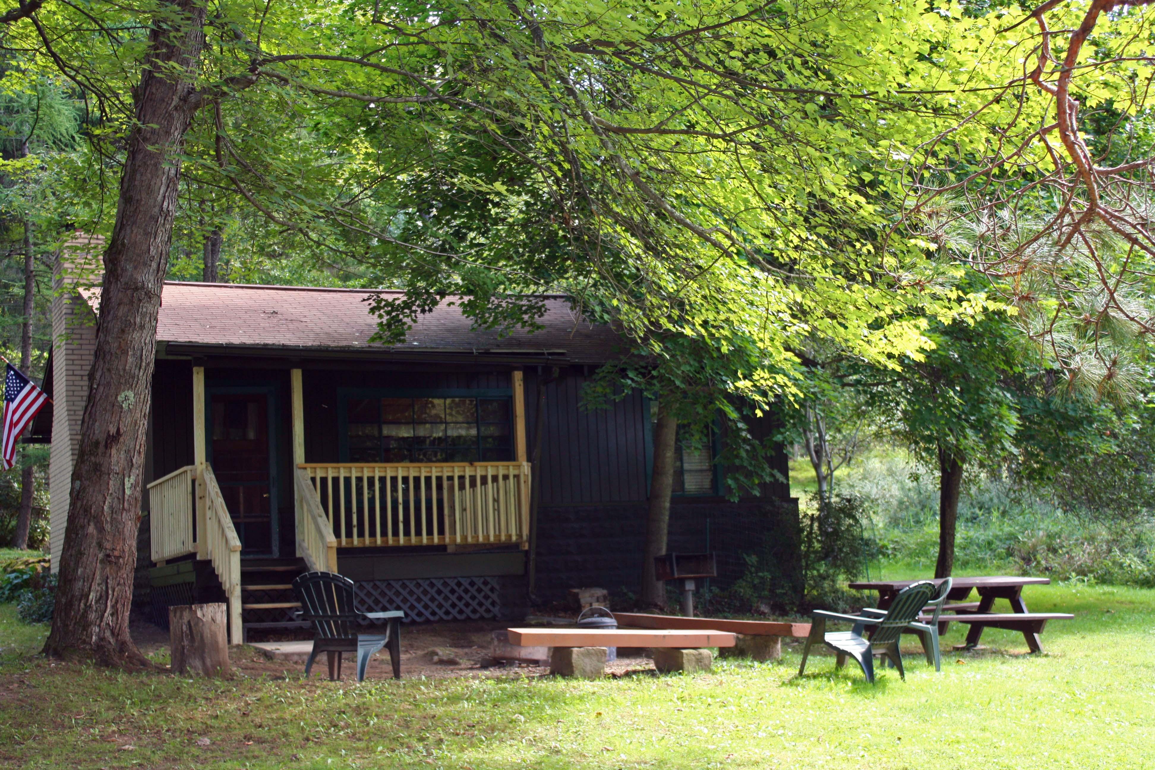 Cook Riverside Cabin 18
