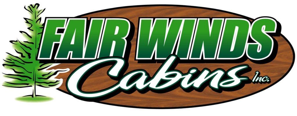 Fair Winds Cabin Logo
