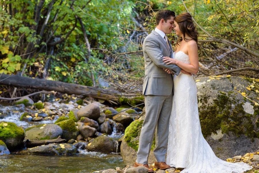 Chelsea & Travis's Vail Wedding